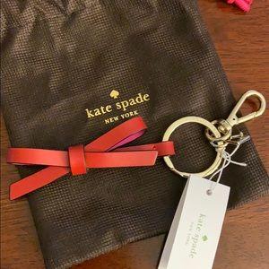 Kate Spade Bow Key-Chain